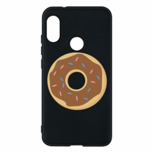 Phone case for Mi A2 Lite Sweet donut