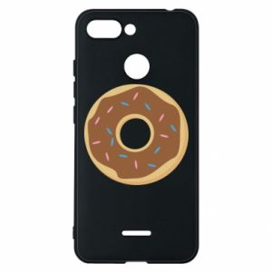 Phone case for Xiaomi Redmi 6 Sweet donut