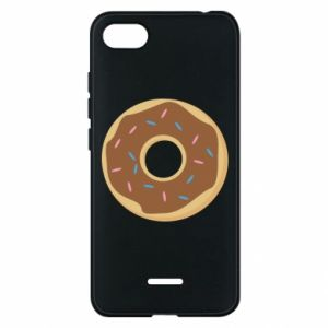 Phone case for Xiaomi Redmi 6A Sweet donut