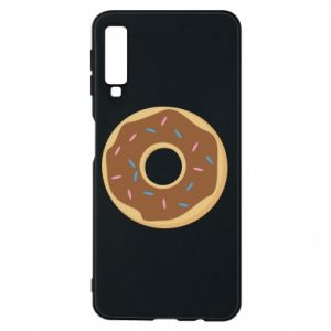 Phone case for Samsung A7 2018 Sweet donut