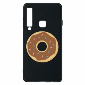 Phone case for Samsung A9 2018 Sweet donut