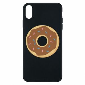 Phone case for iPhone Xs Max Sweet donut
