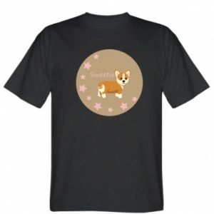 T-shirt Sweetie dog