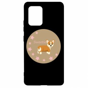 Etui na Samsung S10 Lite Sweetie dog