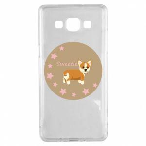 Etui na Samsung A5 2015 Sweetie dog