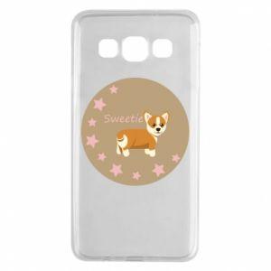 Etui na Samsung A3 2015 Sweetie dog