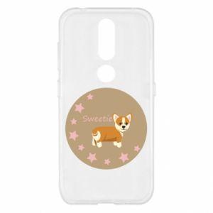 Etui na Nokia 4.2 Sweetie dog