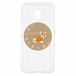 Etui na Nokia 2.2 Sweetie dog