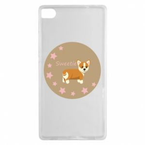 Etui na Huawei P8 Sweetie dog