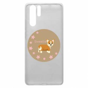 Etui na Huawei P30 Pro Sweetie dog