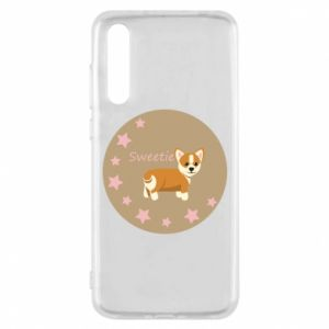 Etui na Huawei P20 Pro Sweetie dog