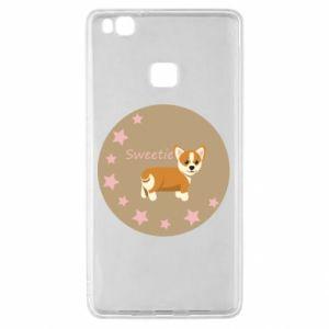 Etui na Huawei P9 Lite Sweetie dog