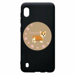 Etui na Samsung A10 Sweetie dog