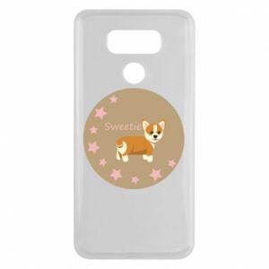 Etui na LG G6 Sweetie dog