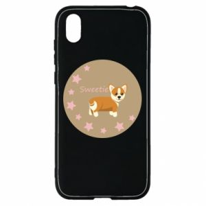 Etui na Huawei Y5 2019 Sweetie dog