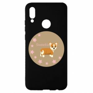 Etui na Huawei P Smart 2019 Sweetie dog