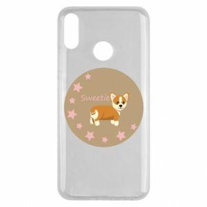 Etui na Huawei Y9 2019 Sweetie dog