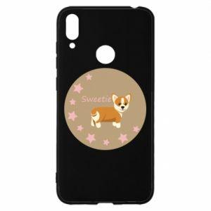 Etui na Huawei Y7 2019 Sweetie dog