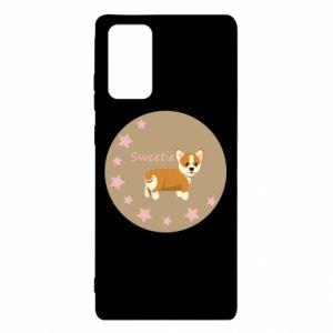 Etui na Samsung Note 20 Sweetie dog