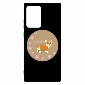 Etui na Samsung Note 20 Ultra Sweetie dog