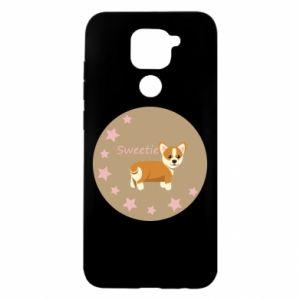 Etui na Xiaomi Redmi Note 9/Redmi 10X Sweetie dog