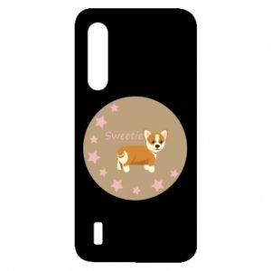 Etui na Xiaomi Mi9 Lite Sweetie dog