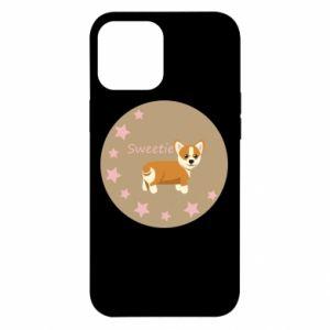 Etui na iPhone 12 Pro Max Sweetie dog