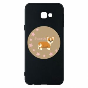 Etui na Samsung J4 Plus 2018 Sweetie dog - PrintSalon
