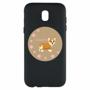 Phone case for Samsung J5 2017 Sweetie dog