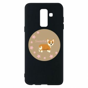 Phone case for Samsung A6+ 2018 Sweetie dog