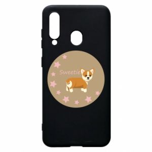 Phone case for Samsung A60 Sweetie dog