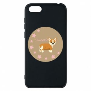 Phone case for Huawei Y5 2018 Sweetie dog