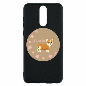 Phone case for Huawei Mate 10 Lite Sweetie dog