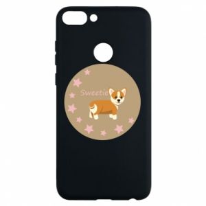 Etui na Huawei P Smart Sweetie dog - PrintSalon