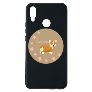 Etui na Huawei P Smart Plus Sweetie dog - PrintSalon