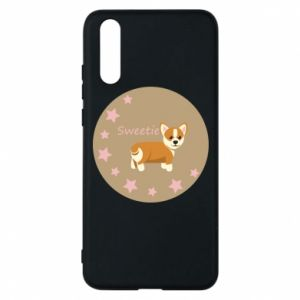 Phone case for Huawei P20 Sweetie dog