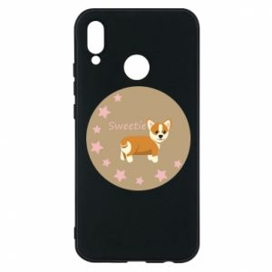Phone case for Huawei P20 Lite Sweetie dog