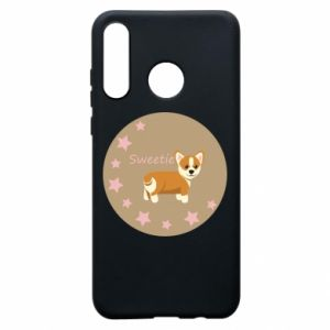Phone case for Huawei P30 Lite Sweetie dog