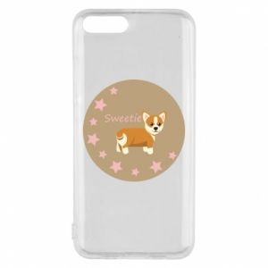 Etui na Xiaomi Mi6 Sweetie dog - PrintSalon
