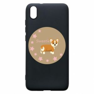 Phone case for Xiaomi Redmi 7A Sweetie dog