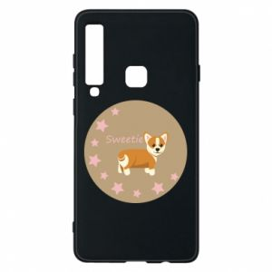 Phone case for Samsung A9 2018 Sweetie dog