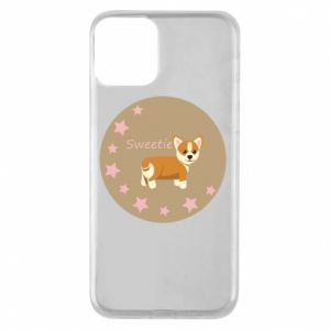 Phone case for iPhone 11 Sweetie dog
