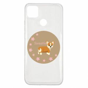 Etui na Xiaomi Redmi 9c Sweetie dog