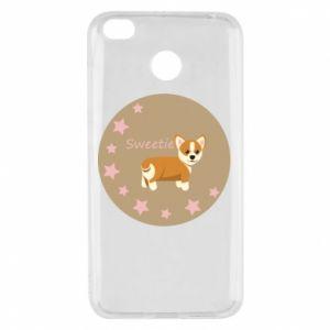 Etui na Xiaomi Redmi 4X Sweetie dog