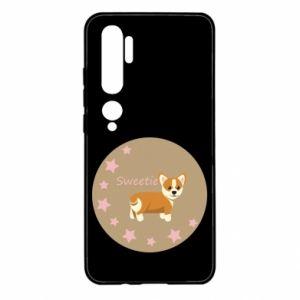 Etui na Xiaomi Mi Note 10 Sweetie dog