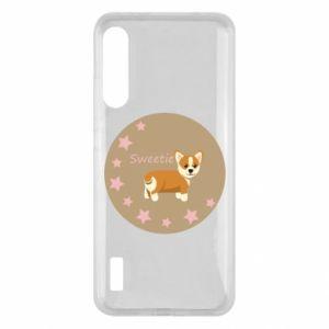 Etui na Xiaomi Mi A3 Sweetie dog