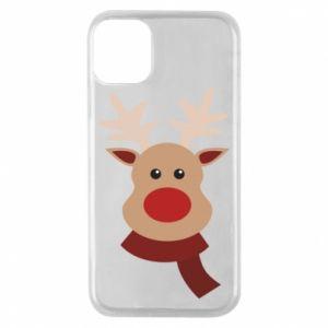 iPhone 11 Pro Case Christmas moose