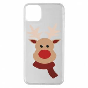 iPhone 11 Pro Max Case Christmas moose