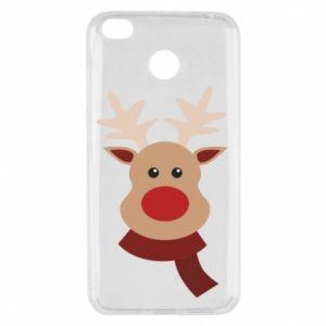 Xiaomi Redmi 4X Case Christmas moose