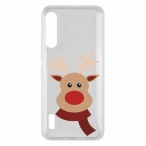 Xiaomi Mi A3 Case Christmas moose